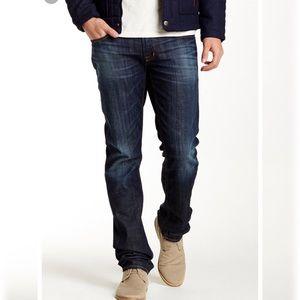 🇬🇧Hudson Blake Slim Straight Jeans Size 28